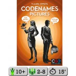 Codenames Pictures + promotegels