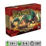 Runebound (Third Edition): Caught in a Web (Scenario Pack)