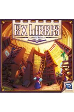 Preorder - Ex Libris [verwacht november 2017]