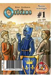 Orléans: Nieuwe locatietegels #1