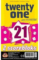 Twenty One - scoreblocks