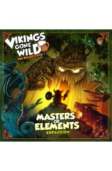 Preorder - Vikings gone Wild : Masters of Elements [Kickstarter Versie] [april 2018]