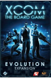 XCOM: The Board Game – Evolution