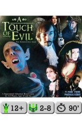A Touch of Evil: The Supernatural Game