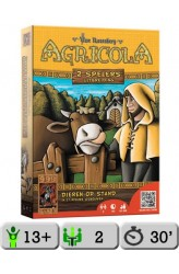 Agricola: 2 spelers – Uitbreiding