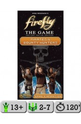 Firefly: The Game – Pirates and Bounty Hunters