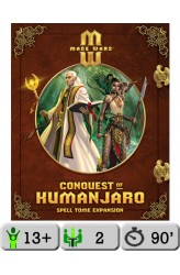 Mage Wars: Conquest of Kumanjaro – Spell Tome Expansion