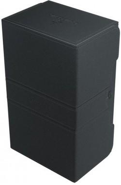 Gamegenic Deckbox: Stronghold 200+ Convertible Black