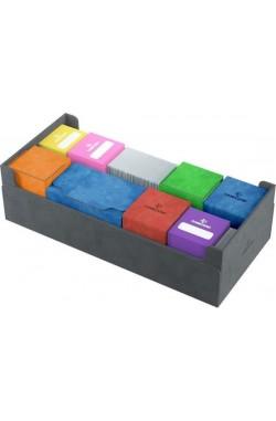 Gamegenic Deckbox: Dungeon 1100+ Convertible Midnight Gray