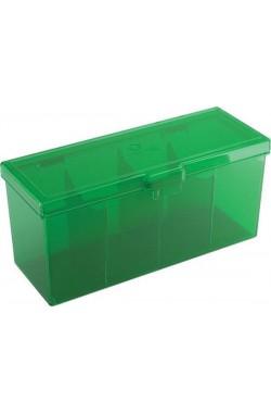 Gamegenic Deckbox: Fourtress 320+ Green