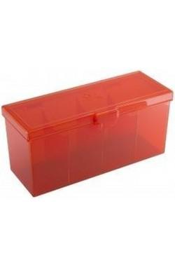 Gamegenic Deckbox: Fourtress 320+ Red