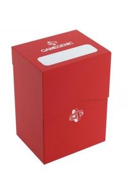 Gamegenic Deckbox: Deck Holder 80+ Red