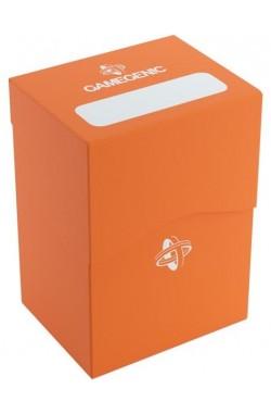 Gamegenic Deckbox: Deck Holder 80+ Orange