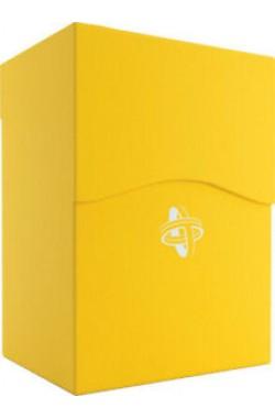 Gamegenic Deckbox: Deck Holder 80+ Yellow