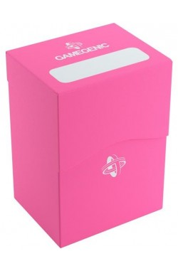 Gamegenic Deckbox: Deck Holder 80+ Pink