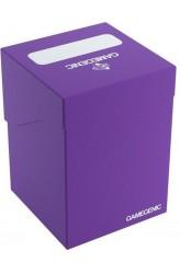 Gamegenic Deckbox: Deck Holder 100+ Purple