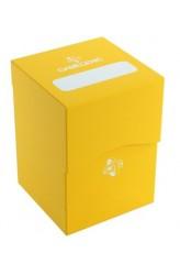 Gamegenic Deckbox: Deck Holder 100+ Yellow