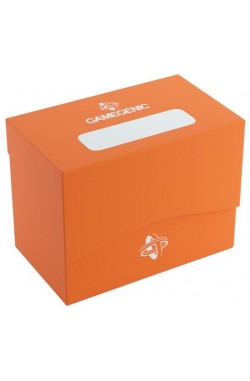Gamegenic Deckbox: Side Holder 80+ Orange