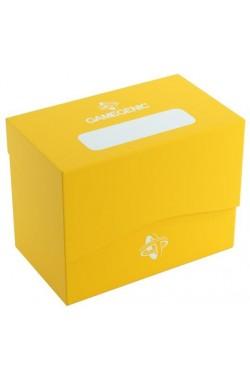 Gamegenic Deckbox: Side Holder 80+ Yellow