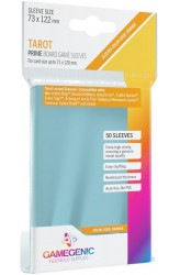 Gamegenic Sleeves: Prime Tarot 73x122mm (50)