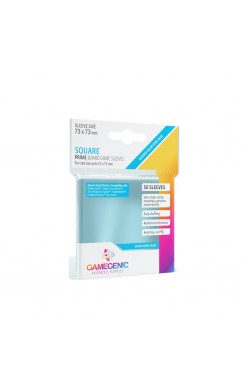 Gamegenic Sleeves: Prime Square 73x73mm (50)