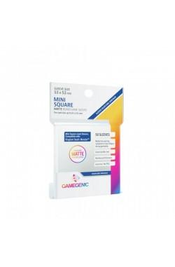 Gamegenic Sleeves: Matte Mini Square 53x53mm (50)