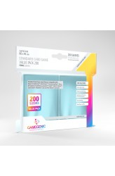 Gamegenic Sleeves: Value Pack Standard 66x91mm (200)