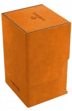 Gamegenic Deckbox: Watchtower 100+ Convertible Orange