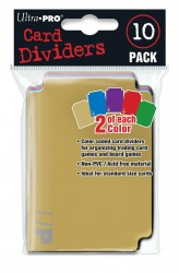 Ultra Pro - Card Dividers (10)