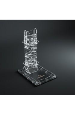 Crystal Twister: Premium Dice Tower
