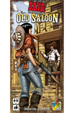 BANG! The Dice Game – Old Saloon (EN)