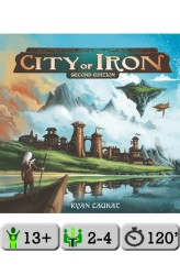 City of Iron [Second Edition]