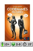 Codenames Pictures + promotegels [EN]