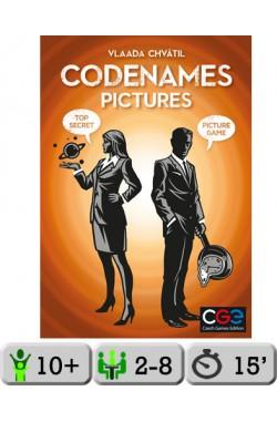 Codenames Pictures + promotegels [EN]