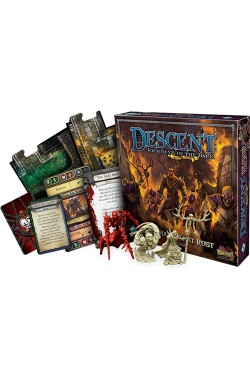 Descent: Journeys in the Dark (Second Edition) – The Chains that Rust