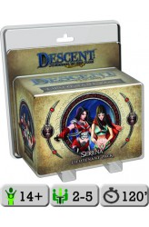 Descent: Journeys in the Dark (Second Edition) – Serena Lieutenant Pack