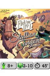 Flick 'em Up!: Stallion Canyon