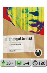 Preorder - The Gallerist [incl. Scoring Expansion] [verwacht mei 2019]