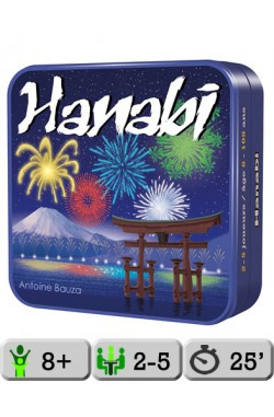 Hanabi (FR versie Tin)