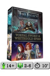 Lost Legacy: Second Chronicle – Vorpal Sword and Whitegold Spire