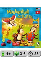 Maskenball der Käfer (aka Gemaskerd bal voor de lieveheersbeestjes )