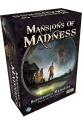 Mansions of Madness: Second Edition – Suppressed Memories Figure and Tile Collection