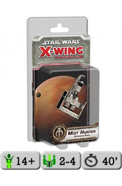 Star Wars: X-Wing Miniatures Game – Mist Hunter Expansion Pack