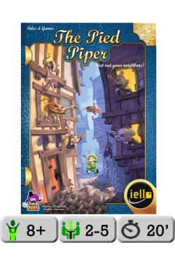 Tales and Games: The Pied Piper
