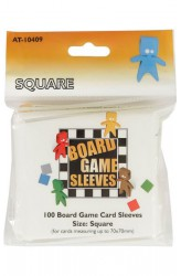Arcane Tinmen Sleeves - Square - 70x70mm