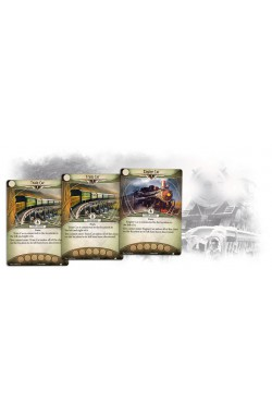Arkham Horror: The Card Game – The Essex County Express (The Dunwich Legacy Cycle - Pack 2)
