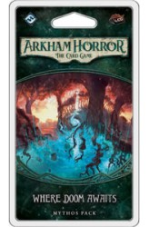 Arkham Horror: The Card Game – Where Doom Awaits (The Dunwich Legacy Cycle - Pack 5)