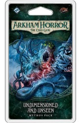 Arkham Horror: The Card Game – Undimensioned and Unseen (The Dunwich Legacy Cycle - Pack 4)