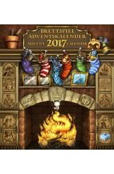 Brettspiel Adventskalender 2017