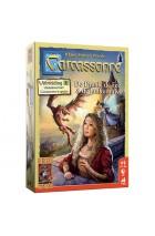 Carcassonne: Uitbreiding 3 – De Draak, De Fee, De Jonkvrouw